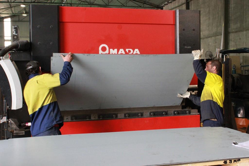 Sheet Metal Cutting